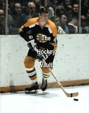 #4 Bobby ORR LEADS The RUSH for The BOSTON BRUINS @ The ARENA Custom LAB 8X10 !!