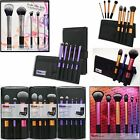 Hot Real TECHNIQUES Makeup Brushes Core Collection Starter Kit Travel Essential