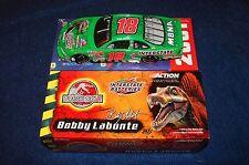 BOBBY LABONTE 2001 ACTION NASCAR 1:24 JURASSIC PARK III (VN28)