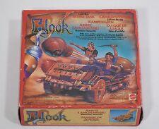 "Mattel Ariete lanciamissili ""Hook"" Lost Boy Strike Tank box2832 1991 scatola-06L"