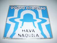 PARTY ANIMALS - HAVA NAQUILA 5tr. CD MAXI 1996 MOKUM