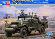 Hobby Boss 1/35 M3A1 White Scout Car Early #82451  *new*