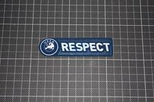 UEFA RESPECT BADGES / PATCHES 2011 - 2012