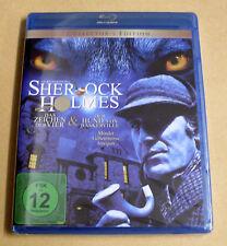 Blu-Ray Disc - Sherlock Holmes - Das Zeichen der Vier - Der Hund von ... Neu OVP