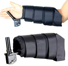 DSLR Released Arm Brace Wrist 16mm/19mm/22mm Rod For All Hand-held Stabilizers