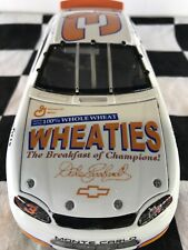 CUSTOM ELITE 1/24 Dale Earnhardt #3 WHEATIES WHITE 1999 Chevrolet Monte Carlo