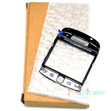 NEW  FRAME + LENS GLASS SCREEN FOR BLACKBERRY CURVE 9360 #GS-100