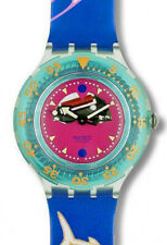 Swatch Scuba 200 Happy Fish SDN101 Neu Ovp