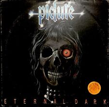 Picture Eternal Dark Lp Rare Scarce Venezuela Pressing Import Metal Promo