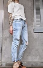 Levi's 501 Ct Old Favourite BOYFRIEND Leg Jeans Size W26 L32 UK 10 Ladies Womens