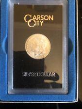 More details for carson city silver morgan dollar un circulated 1882