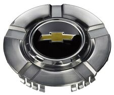 🔥Genuine GM Wheel Hub Center Cap Cover Chrome Bowtie for Silverado Suburban🔥