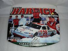 Kevin Harvick #29 GM Goodwrench Service Plus FIRST WIN 2001 Nascar 1/4 Mini Hood