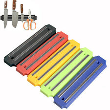 Wall Mount Magnetic Tool Rest Rack Utensil Holder for Kitchen Pub Bar Counter