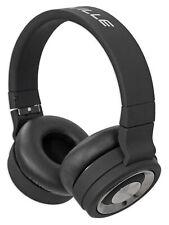 Rockville BTH5 inalámbrico Bluetooth auriculares con micrófono, Plegable + Cable Desmontable