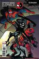 Spider-Man Deadpool #15 Venomized Variant (2017) Marvel Comics