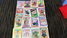 1980s Lot of Garbage Pail Kids Cards Series 3-10 290+