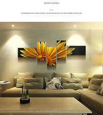 Metal Wall Art Modern Home Decor Abstract Sculpture Wall Painting Handcrafted