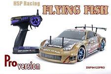 HSP 94123PRO Brushless Flying Fish Elektro Drift Car RC Auto