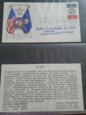 More details for  lyle umenhoffer - uss indianapolis survivor signed fdc