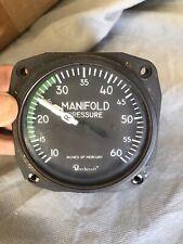 Beechcraft BE76 Duchess Manifold Pressure Guage