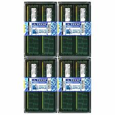 32GB KIT 8X 4GB PC3-10600 1333 MHZ ECC REGISTERED APPLE Mac Pro MEMORY RAM