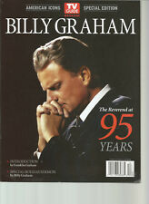TV GUIDE MAGAZINE AMERICAN ICONS SPECIAL EDITION BILLY GRAHAM