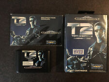 Sega Megadrive Terminator 2 Complet