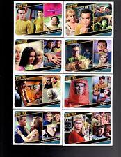 Star Trek The original Series The Captains Collection Base 80  set P1 promo TOS