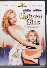 Uptown Girls, 2003, Dvd, Widescreen, Special, Comedy, Pg 13, Brittany Murphy, Da