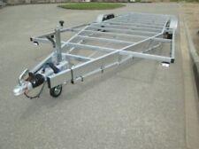 Vlemmix Mega Plattform Anhänger 3500 kg 720 cm x 244 cm Mobilheim Tiny House NEU