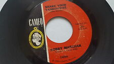 "BOBBY MARCHAN - Shake Your Tambourine / Just Be Yourself 1966 FUNK SOUL 7"" Cameo"