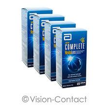 Complete RevitaLens 4 x 60ml Pflegemittel All in One Kombilösung von AMO