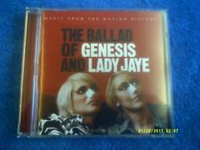 BALLAD OF GENESIS AND LADY JAYE CD PSYCHIC TV