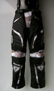 New Wulfsport Enduro Motorcycle Trousers Salopettes Road Pants Wulf Ktm Bmw Dr