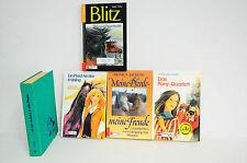 Bücherpaket 5x Mädchenromane Pferdesammlung, Ein Pferd für den Frühling/Blitz/..