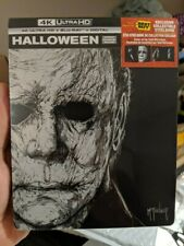 Halloween 2018 - Best Buy Steelbook (Blu-ray + 4K UHD) BRAND NEW!!