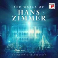 HANS ZIMMER The World Of Hans Zimmer 2CD BRAND NEW Sony Classical