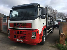 2004 Volvo FM9 18ton 23ft Scaffolding Lorry- Flat, Day Cab I-Shift Gearbox