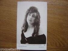 carte postale ancienne CPA Postcard LES PLUS BELLES FEMME DE FRANCE ophelie