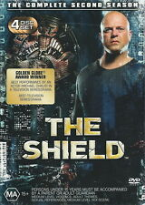 The Shield : Season 2 - Box Set 13 Episodes - Action / Michael Chiklis - NEW DVD