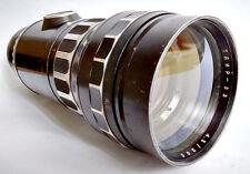 Rare TAIR-33 f4.5/300mm USSR Soviet Russian Lens for Kiev-88 Salyut Mount + Gift