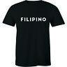 Proud Filipino Philippines Strength Tunay Na Pinoy Pure Pride Men's Tee T-shirt
