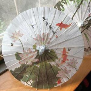 Dollmore 1/3 Uncle BJD Archaic Oiled Paper Umbrella Traditional Chinese Painting