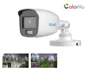 HiLook By Hikvision THC-B129-M 2.8mm 2MP ColorVu 4-In-1 Bullet Camera 20m IR