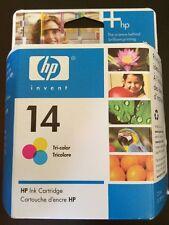 HP 14 Tricolor (magenta, yellow, cyan) Ink Cartridge