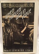 *RARE* When Harlem Was Vogue - Review Copy - David Levering Lewis VG, VG