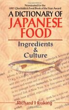 A Dictionary of Japanese Food  Ingredients   Culture