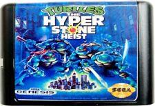 Teenage Mutant Ninja Turtles:The Hyperstone Heist (1992) 16 Bit Genesis / Md