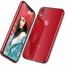 Handy Hülle iPhone 11 Pro Max 7 8 X Xs Xr Schutzhülle Case Silikon Cover Glas